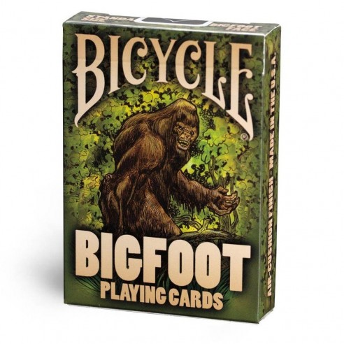 Bicycle Bigfoot