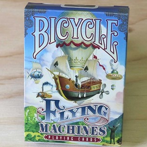 jeu Bicycle FLYING MACHINES