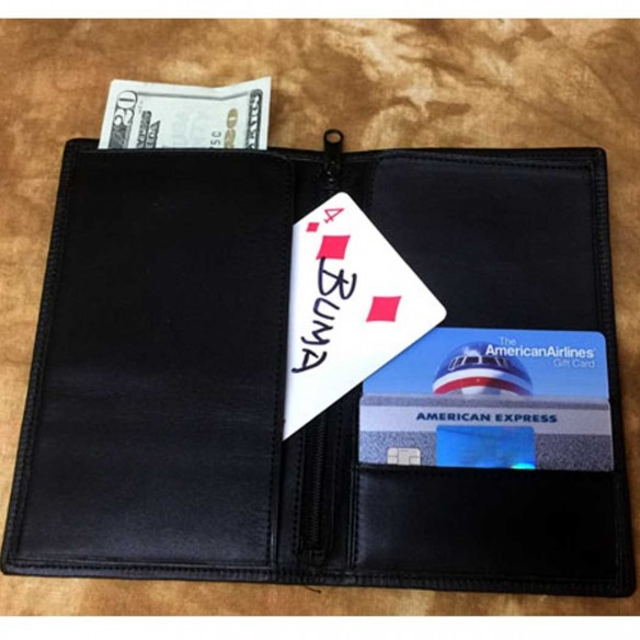 Card in wallet - Vernet