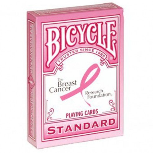 jeu Bicycle The BREAST CANCER