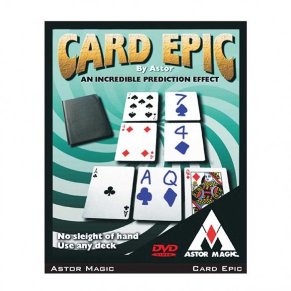 Card Epic - Astor Magic