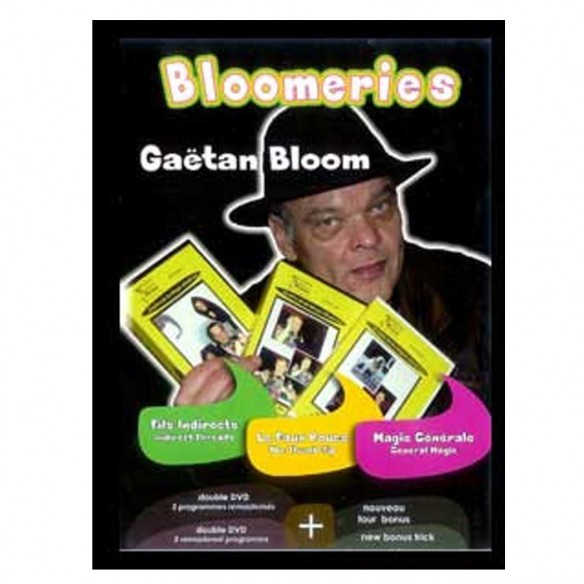 Bloomeries - Gaëtan Bloom