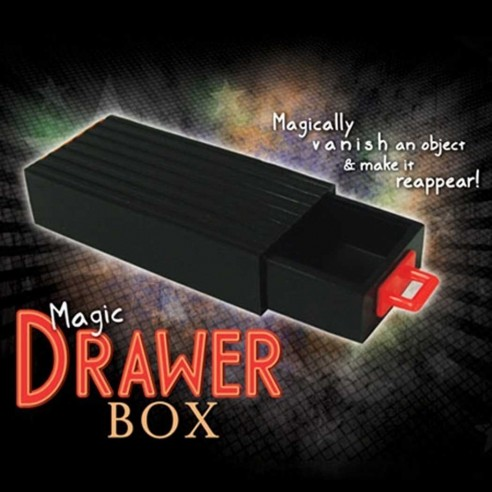 La boite a tiroir magique - Magic Drawer Box