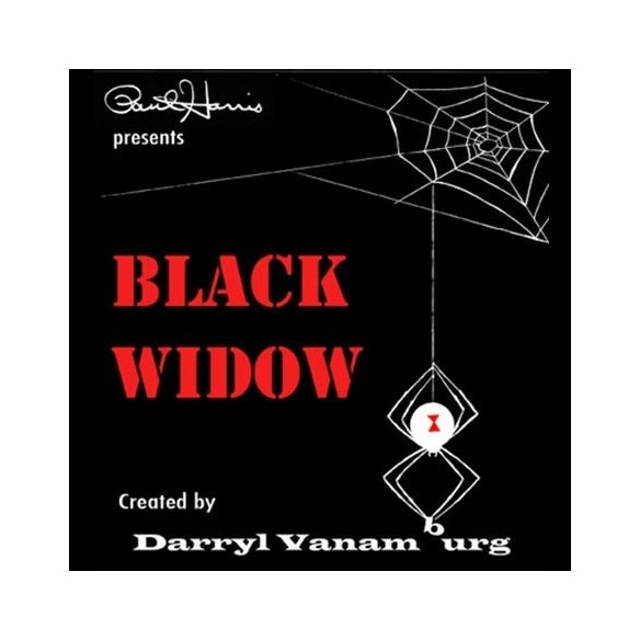 Black Widow de Darryl Vanamburg