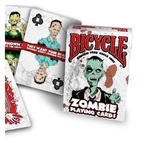 Jeu Bicycle Bicycle Zombie