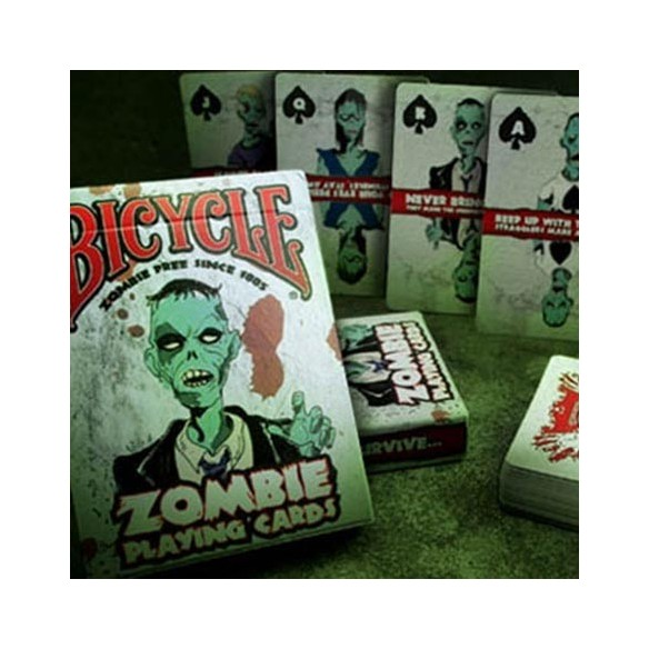 Jeu Bicycle Bicycle Zombie 2