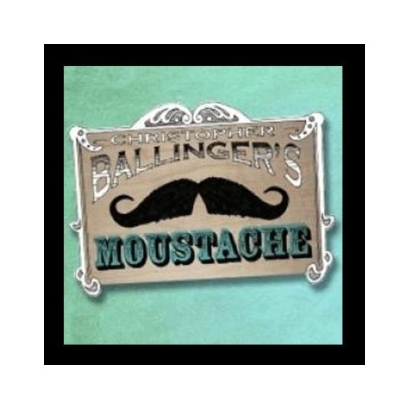 Moustache by Chris Ballinger 2