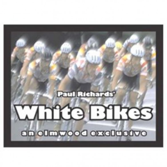 WHITE BIKES, ELMWOOD EXCLUSIVE
